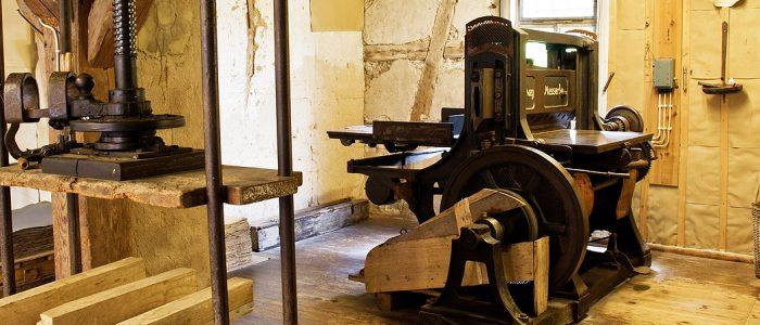 Papierscheune Homburg Papiermühle Homburg