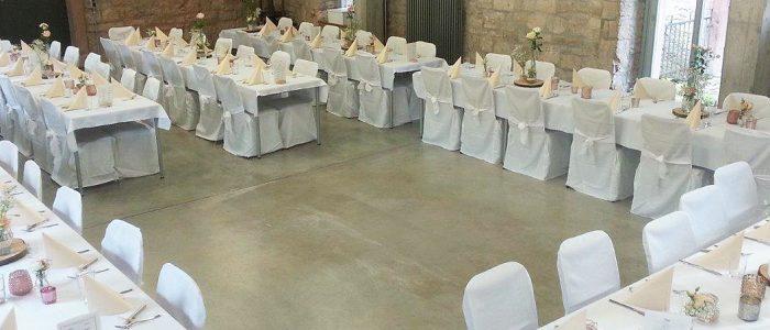 Papierscheune Homburg Hochzeiten