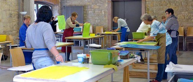 Papierscheune Homburg Workshops und Seminare