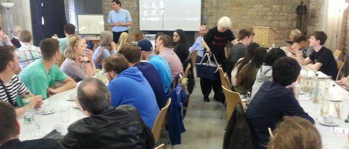 Papierscheune Homburg Tagung Papierhistorisches Seminar