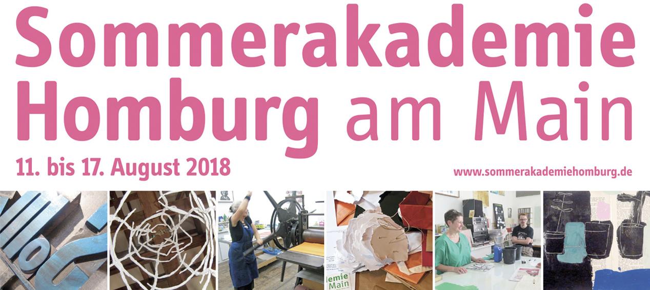 Papierscheune Homburg Sommerakademie Homburg