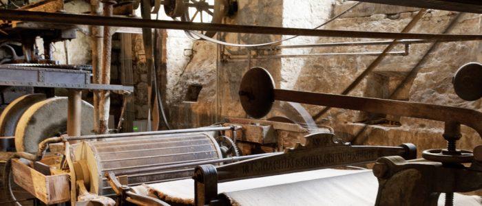 Papierscheune Homburg - Unser Angebot: Museumsbesuch mit Führung
